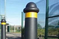 Polyurethane & Ferrocast Bollards