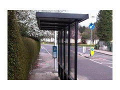 Cantilever Bus Shelters